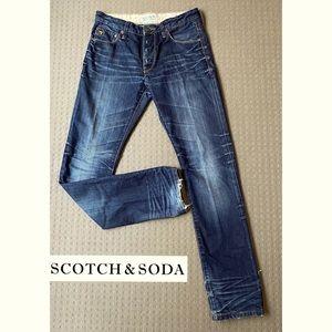Scotch & Soda Ralston men slim fit jeans W30 L32